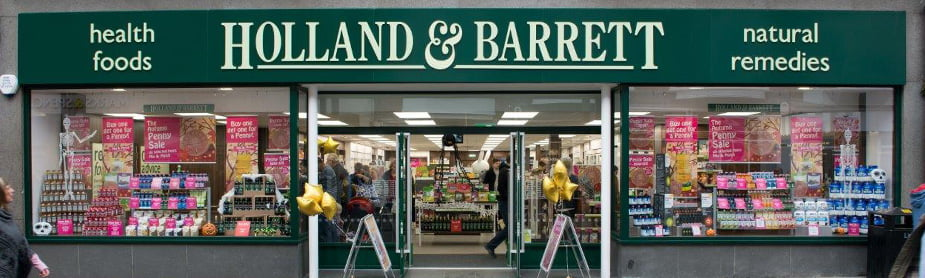 Member Visit to Holland & Barrett