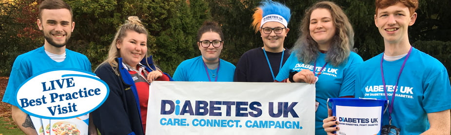 Best Practice Visit: How Diabetes UK is adapting to a hybrid model